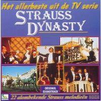 Cover Soundtrack - Het allerbeste uit de TV Serie Strauss Dynasty