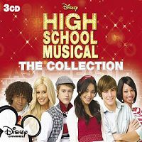 Cover Soundtrack - High School Musical - The Collection
