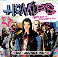 Cover Soundtrack - Homies - greif nach den Sternen