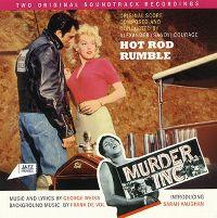 Cover Soundtrack - Hot Rod Rumble / Murder Inc.