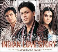 Cover Soundtrack - Indian Love Story