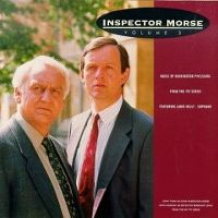 Cover Soundtrack - Inspector Morse 3