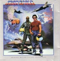 Cover Soundtrack - Iron Eagle