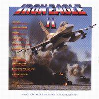 Cover Soundtrack - Iron Eagle II