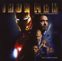 Cover Soundtrack - Iron Man