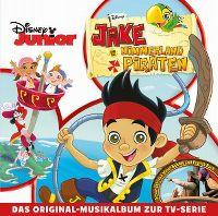 Cover Soundtrack - Jake und die Nimmerland Piraten