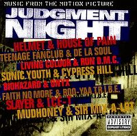 Cover Soundtrack - Judgment Night