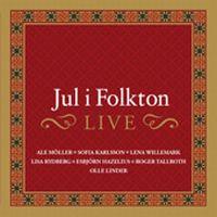 Cover Soundtrack - Jul i folkton - Live