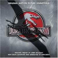 Cover Soundtrack - Jurassic Park III