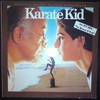 Cover Soundtrack - Karate Kid