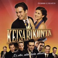 Cover Soundtrack - Keisarikunta