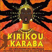 Cover Soundtrack - Kirikou & Karaba