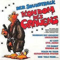 Cover Soundtrack - Kondom des Grauens