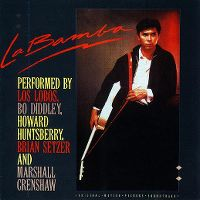 Cover Soundtrack - La Bamba