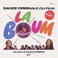 Cover Soundtrack - La Boum - Die Fete