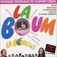 Cover Soundtrack - La Boum 1 & 2