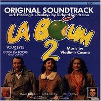 Cover Soundtrack - La Boum 2
