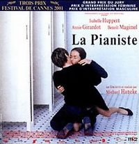 Cover Soundtrack - La pianiste