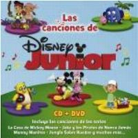 Cover Soundtrack - Las canciones de Disney Junior