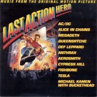 Cover Soundtrack - Last Action Hero