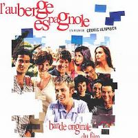 Cover Soundtrack - L'auberge espagnole