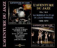 Cover Soundtrack - L'aventure du jazz Vol. 1 & 2