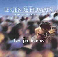 Cover Soundtrack - Le genre humain: Les parisiens