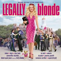 Cover Soundtrack - Legally Blonde