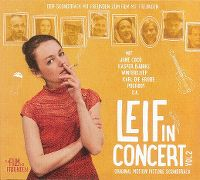 Cover Soundtrack - Leif In Concert Vol. 2