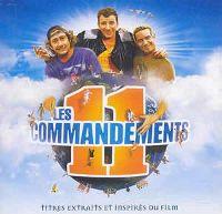 Cover Soundtrack - Les 11 commandements