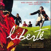 Cover Soundtrack - Liberté