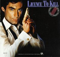 Cover Soundtrack - Licence To Kill