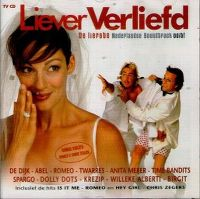 Cover Soundtrack - Liever Verliefd