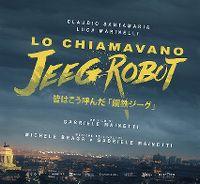 Cover Soundtrack - Lo chiamavano Jeeg Robot