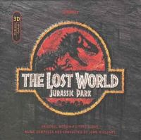 Cover Soundtrack - Lost World