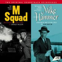 Cover Soundtrack - M Squad / Mike Hammer