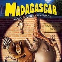 Cover Soundtrack - Madagascar