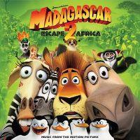 Cover Soundtrack - Madagascar Escape 2 Africa