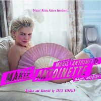 Cover Soundtrack - Marie Antoinette