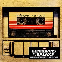Cover Soundtrack - Marvel's Guardians Of The Galaxy - Awesome Mix Vol. 1