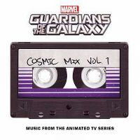 Cover Soundtrack - Marvel's Guardians Of The Galaxy - Cosmic Mix Vol. 1