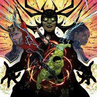 Cover Soundtrack - Marvel's Thor - Ragnarok