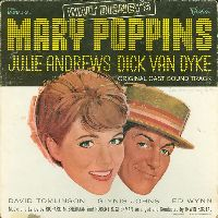 Cover Soundtrack - Mary Poppins