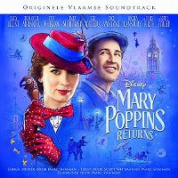 Cover Soundtrack - Mary Poppins Returns