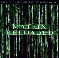 Cover Soundtrack - Matrix Reloaded