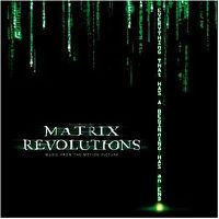 Cover Soundtrack - Matrix Revolutions
