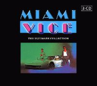 Cover Soundtrack - Miami Vice - The Ultimate Collection