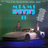 Cover Soundtrack - Miami Vice II