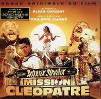 Cover Soundtrack - Mission Cléopatre (Astérix et Obélix)