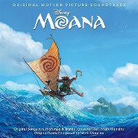 Cover Soundtrack - Moana